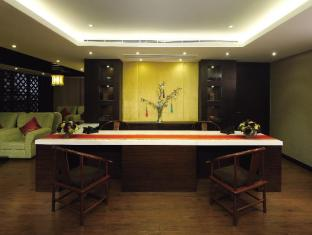Butterfly on Wellington Boutique Hotel Hongkong - avla