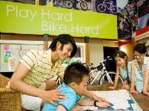 Yoho Bike Hotel: recreational facilities