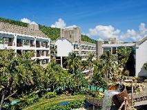 Yoho Bike Hotel: view