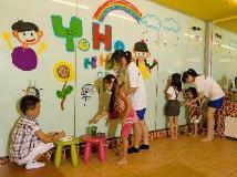 Yoho Bike Hotel: kid's club