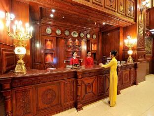 New Pacific Hotel Ho Chi Minh City - Reception