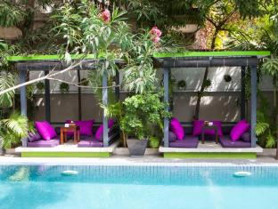 The 252 Hotel Phnom Penh - relaxing area