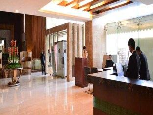 Country Inn & Suites By Carlson Sahibabad New Delhi and NCR - Reception