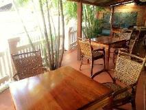 Villa Laodeum: restaurant