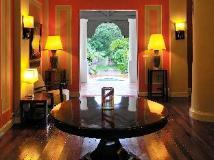 Villa Maly: lobby