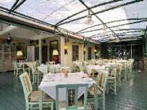 Villa Maly: restaurant
