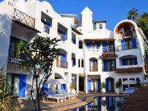 Mykonos Blu Resort: exterior