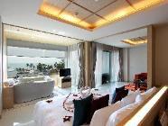 Hotelski apartma, pogled na morje