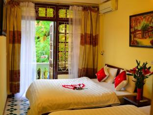 Hanoi Advisor Hotel Hanói - Habitación
