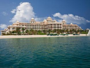 Kempinski Hotel & Residences Palm Jumeirah Dubai - Hotel View from the Beach