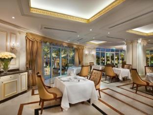 凱賓斯基及棕櫚島公寓酒店 杜拜 - 餐廳