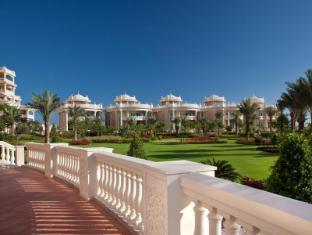 凱賓斯基及棕櫚島公寓酒店 杜拜 - 花園