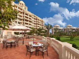 Kempinski Hotel & Residences Palm Jumeirah Dubai - Brunello Restaurant Terrace