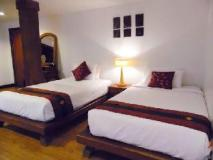 Arissara House Boutique Hotel: guest room