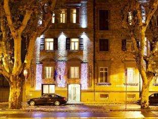 Hotel Metropolis Рим - Фасада на хотела