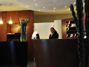 Hotel Metropolis Рим - Рецепция