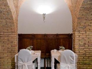 Hotel Metropolis Рим - Ресторант