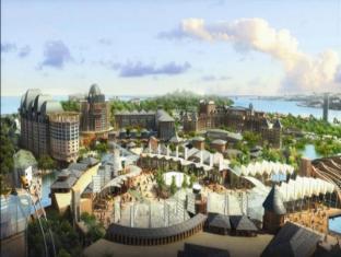Resorts World Sentosa - Hotel Michael Singapore - Resorts World Sentosa - Aerial View
