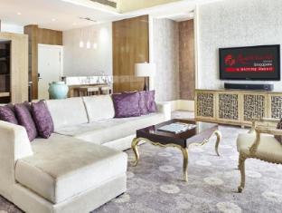 Resorts World Sentosa - Hotel Michael Singapore - Deluxe Premium Suite 2BR Bathroom