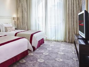 Resorts World Sentosa - Hotel Michael Singapore - Deluxe Premium Suite 2BR Twin