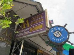 A.A. Pattaya Hotel | Cheap Hotel in Pattaya Thailand