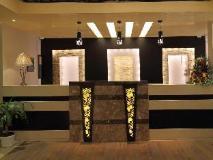 Flora Al Souq Hotel: reception