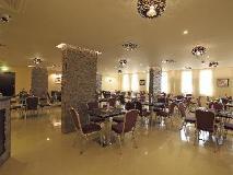 Flora Al Souq Hotel: restaurant