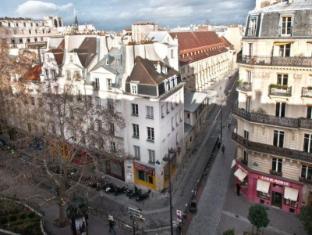 Hotel Minerve Parijs - Uitzicht