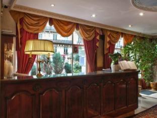 Hotel Minerve Parijs - Receptie