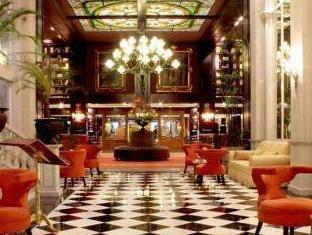 Hotel Geneve Mexico City - Lobby