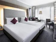 Deluxe avec 2 lits simples
