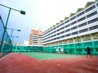 Hotel Cambodiana Phnom Penh - Tennis Court
