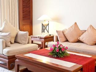 Hotel Cambodiana Phnom Penh - Junior Suite Living Room