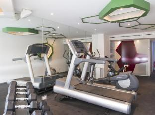 Room Mate Valentina Hotel Mexico City - Fitness Room