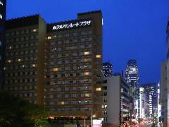 Hotel Sunroute Plaza Shinjuku Japan