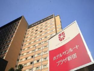Hotel Sunroute Plaza Shinjuku Tokyo - Exterior