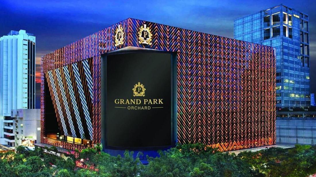 Grand Park Orchard Singapore, Singapore: Agoda.com