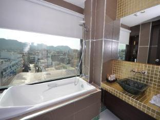 Chalelarn Hotel Hua Hin / Cha-am - Deluxe Sea view