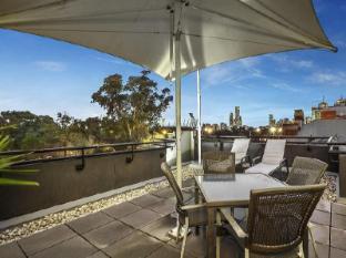 Quest East Melbourne Melbourne - Rooftop Views