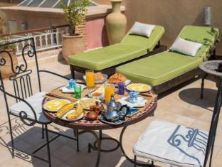 Riad Lorsya Marrakech - Terrace