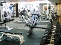 The Salisbury – YMCA of Hong Kong: fitness room