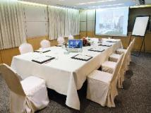 The Salisbury – YMCA of Hong Kong: meeting room