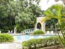 Regency Hotel Macau: garden