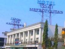 Hotel Yogi Metropolitan: exterior