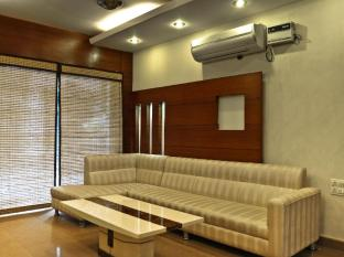 Vanson Villa New Delhi and NCR - Sitting Area