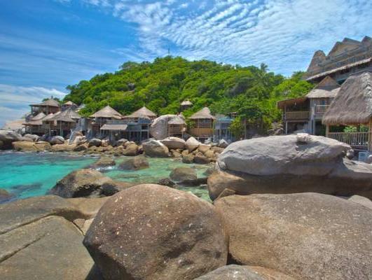 Koh Tao Bamboo Huts57
