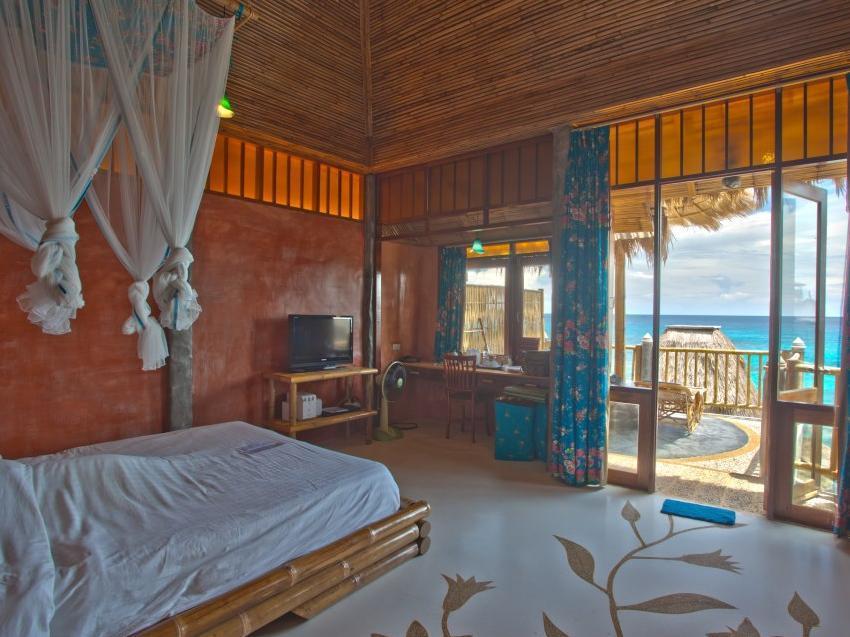 Koh Tao Bamboo Huts9