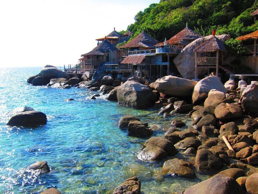Koh Tao Bamboo Huts62