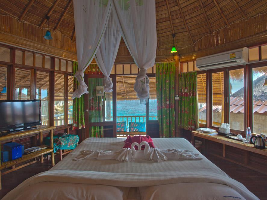 Koh Tao Bamboo Huts2