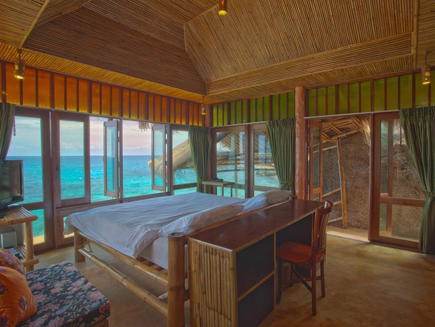 Koh Tao Bamboo Huts4